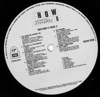 Now That's What I Call Music 8 Vinyl Record LP EMI 1986